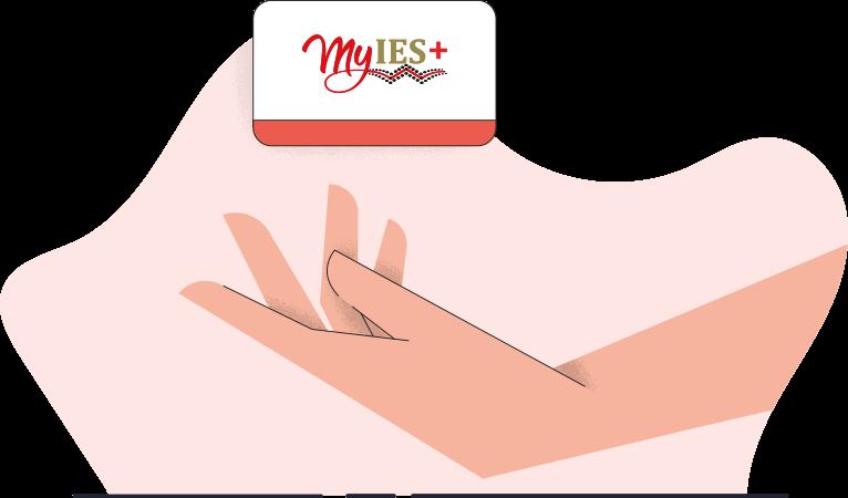 CARD MyIES+
